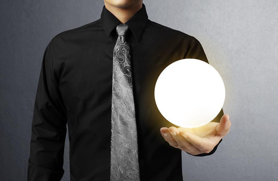 handling bright shiny objects